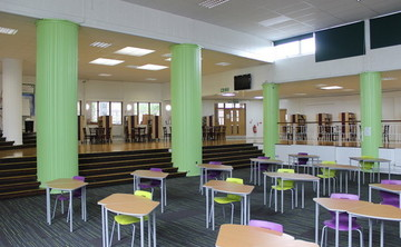 Specialist Classroom - Common Room - SLS @ Ravens Wood School - Bromley - 1 - SchoolHire