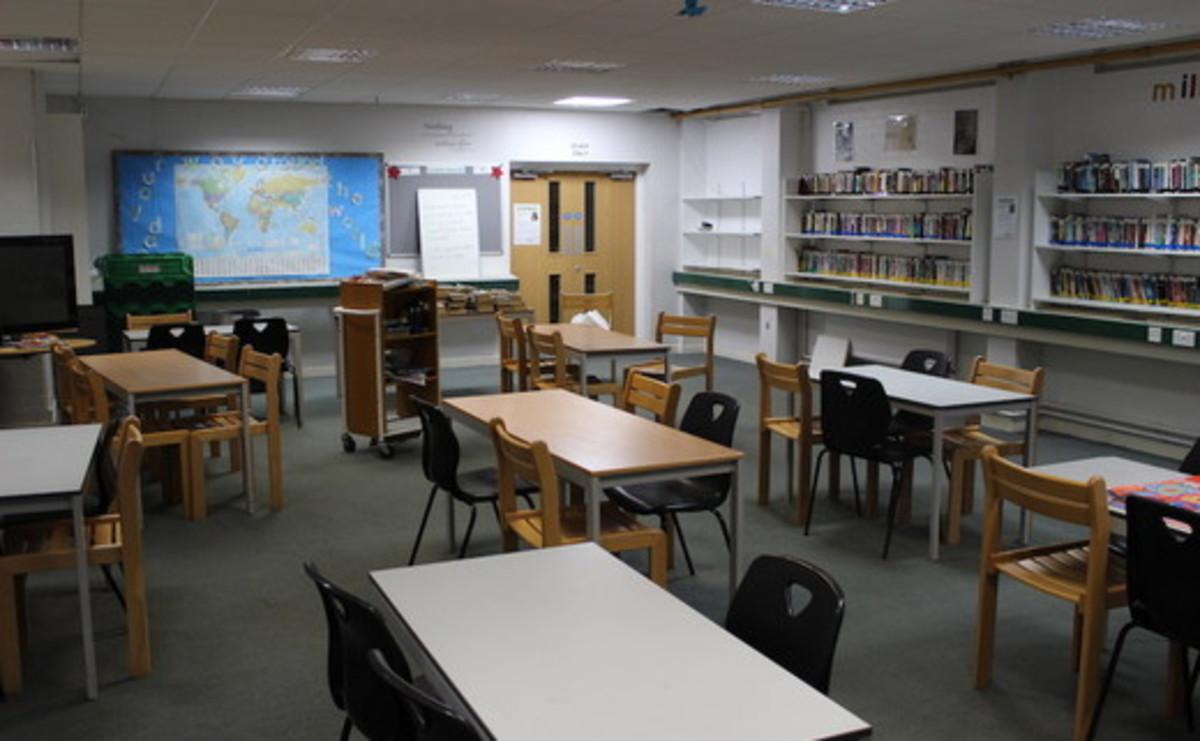 Library - SLS @ Ravens Wood School - Bromley - 1 - SchoolHire