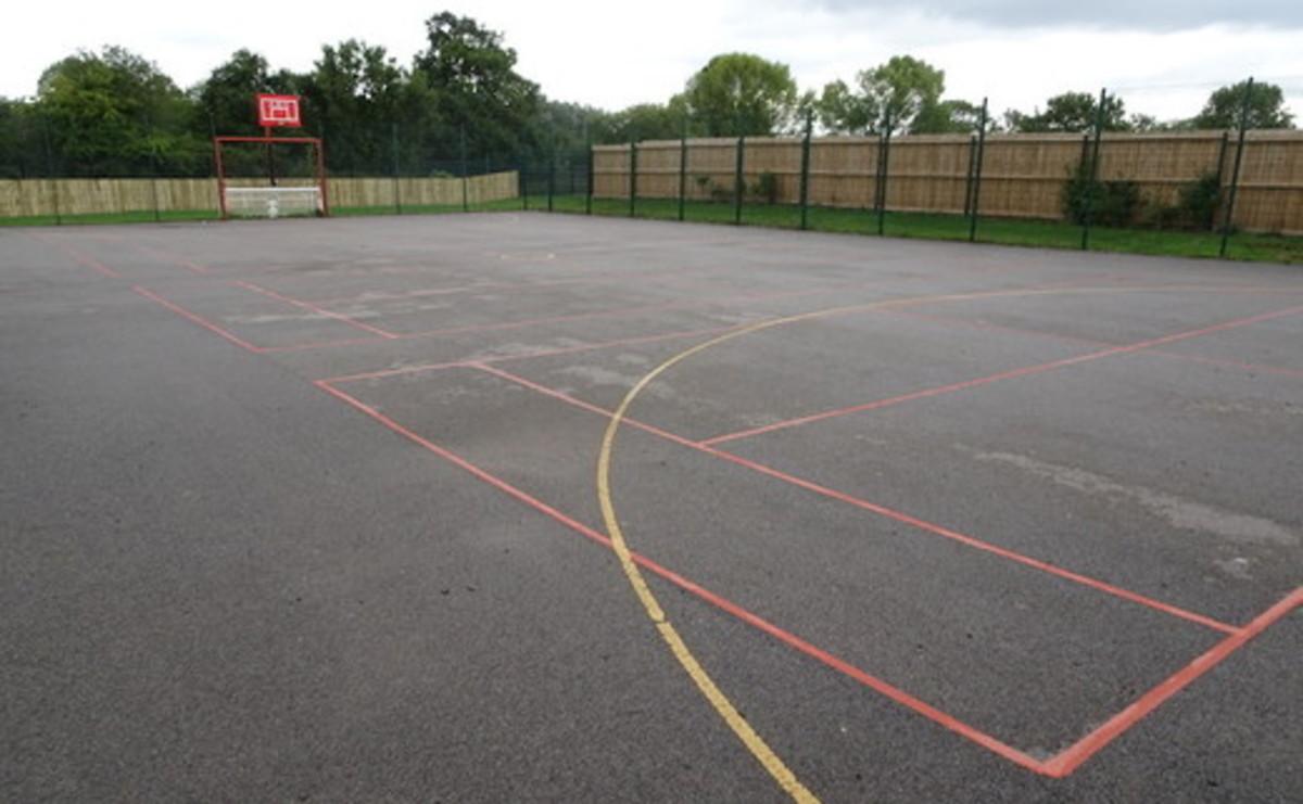 Tarmac Area  - SLS @ Redbridge Bank View High Schools - Liverpool - 1 - SchoolHire