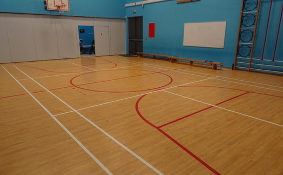 Bankview Gymnasium  - SLS @ Redbridge Bank View High Schools - Liverpool - 2 - SchoolHire