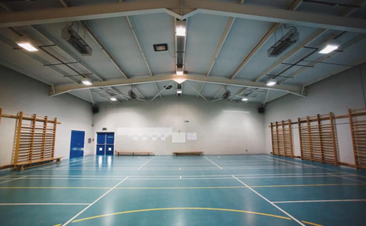 Gymnasium  - SLS @ Sale High School - Lancashire - 1 - SchoolHire