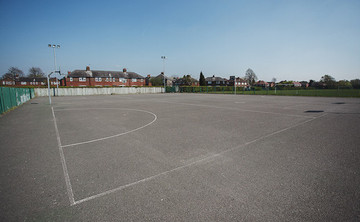 Tarmac Area  - SLS @ Sale High School - Lancashire - 1 - SchoolHire