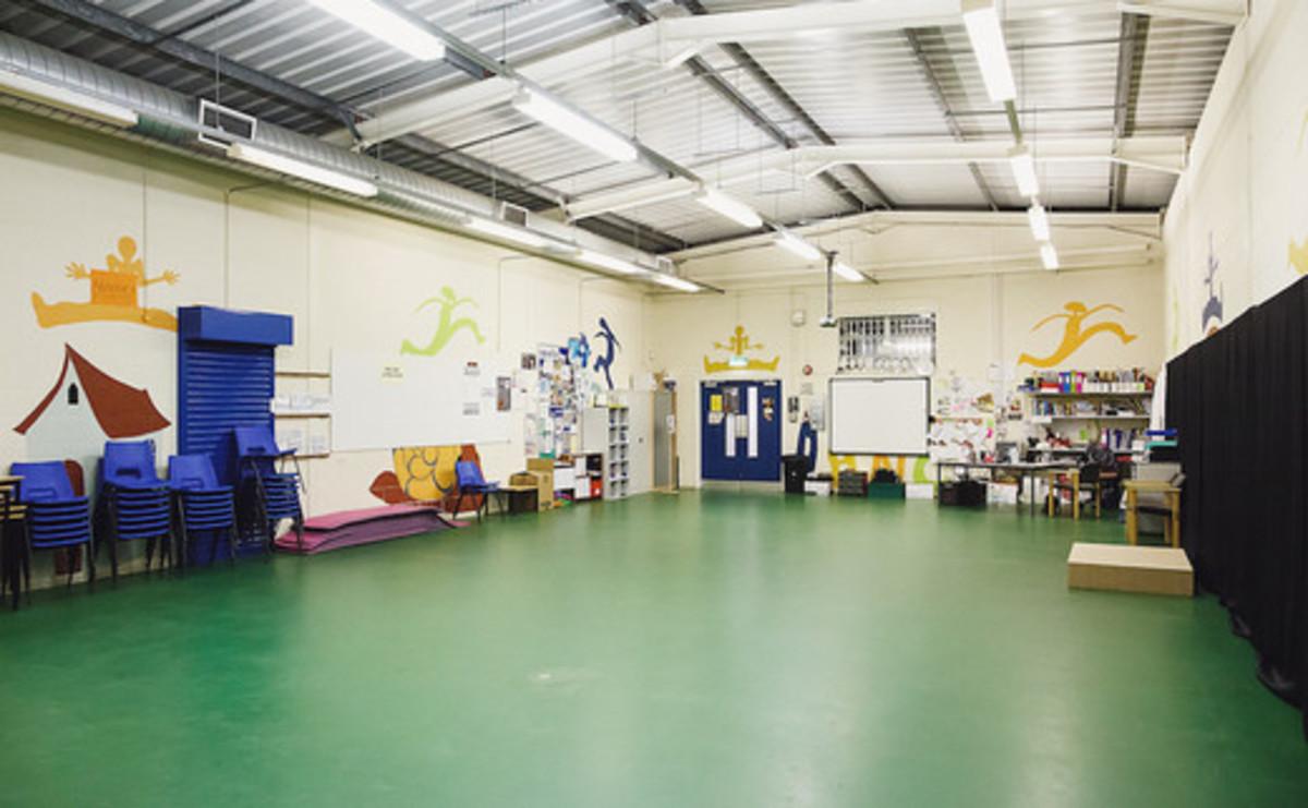 Dance Studio  - SLS @ Sale High School - Lancashire - 1 - SchoolHire