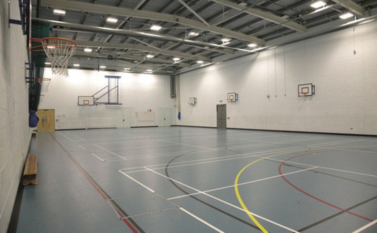 Sports Hall  - SLS @ Sheffield Park Academy - Sheffield - 1 - SchoolHire