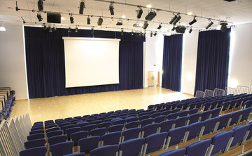 Main Hall - SLS @ Sheffield Park Academy - Sheffield - 1 - SchoolHire