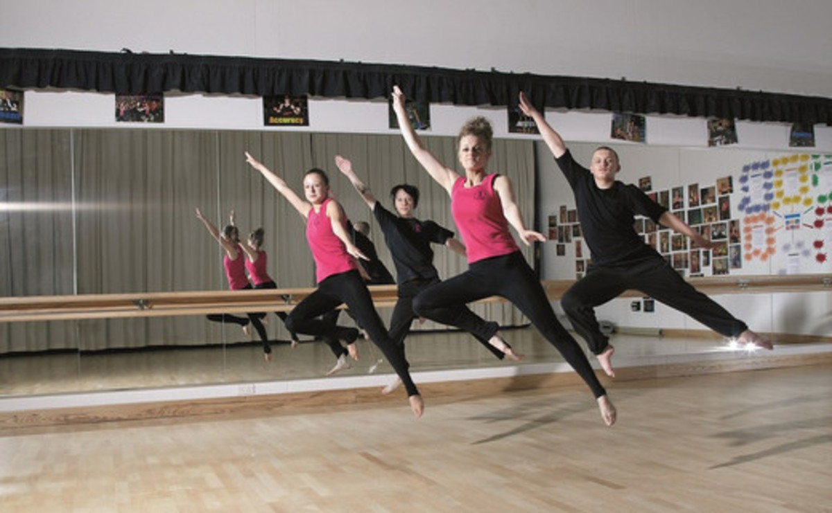Dance Studio  - SLS @ Sheffield Park Academy - Sheffield - 1 - SchoolHire