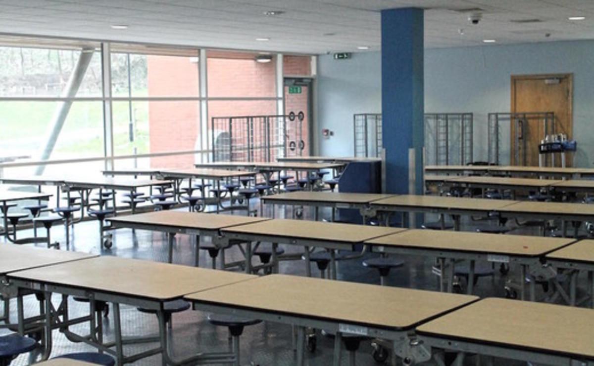Dining Room - SLS @ Sheffield Park Academy - Sheffield - 1 - SchoolHire