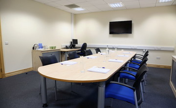 Conference Room - SLS @ Sheffield Park Academy - Sheffield - 1 - SchoolHire
