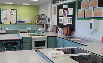 Specialist Classroom- Cookery Room  - SLS @ Sheffield Park Academy - Sheffield - 1 - SchoolHire