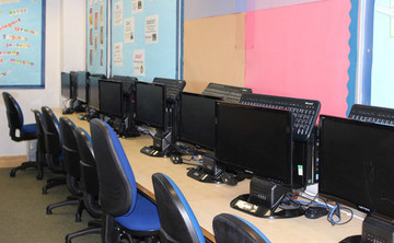 Specialist Classroom - IT Suite  - SLS @ Sheffield Park Academy - Sheffield - 2 - SchoolHire