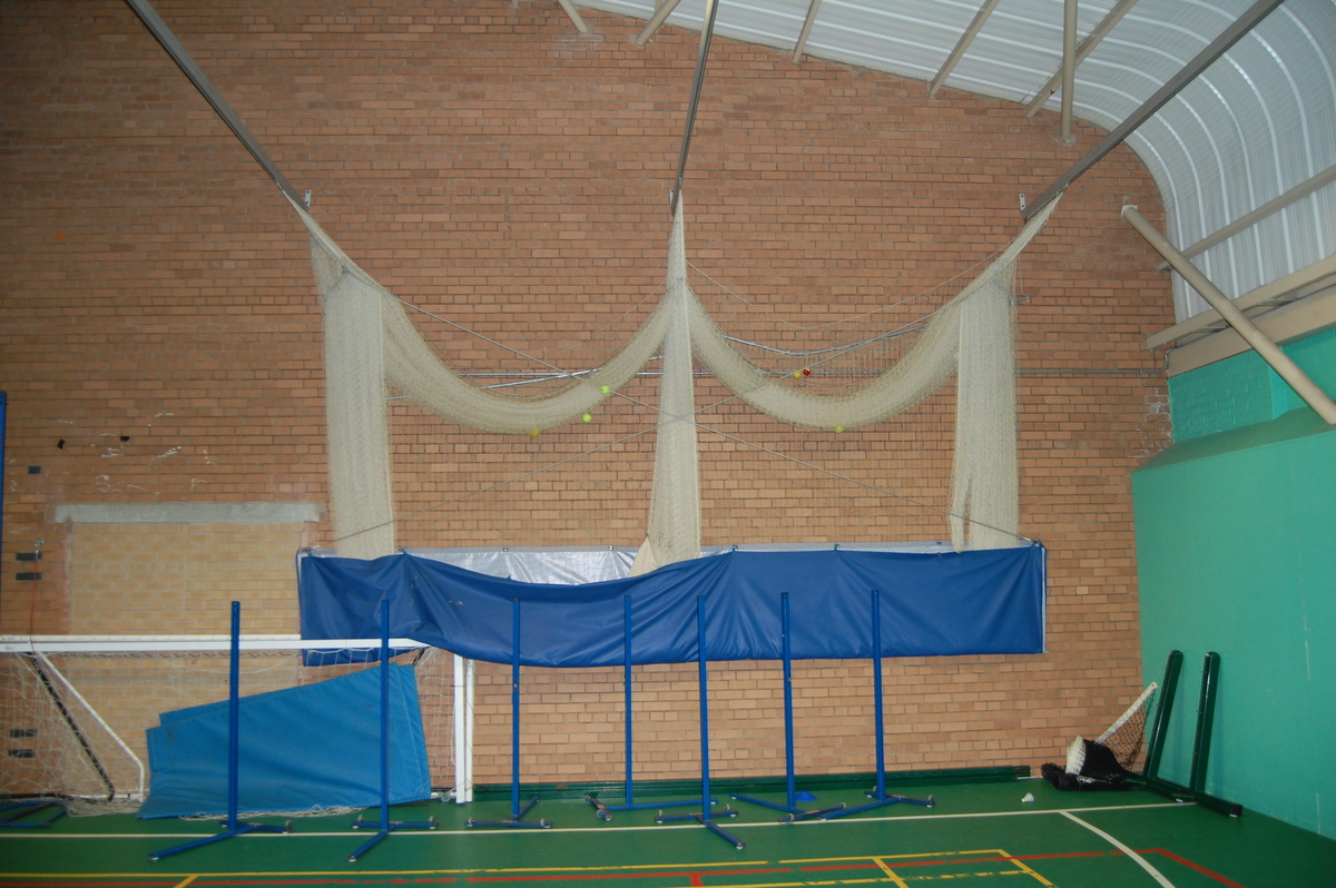 Green Sports Hall - AKS Lytham Independent School - Flyde - 2 - SchoolHire