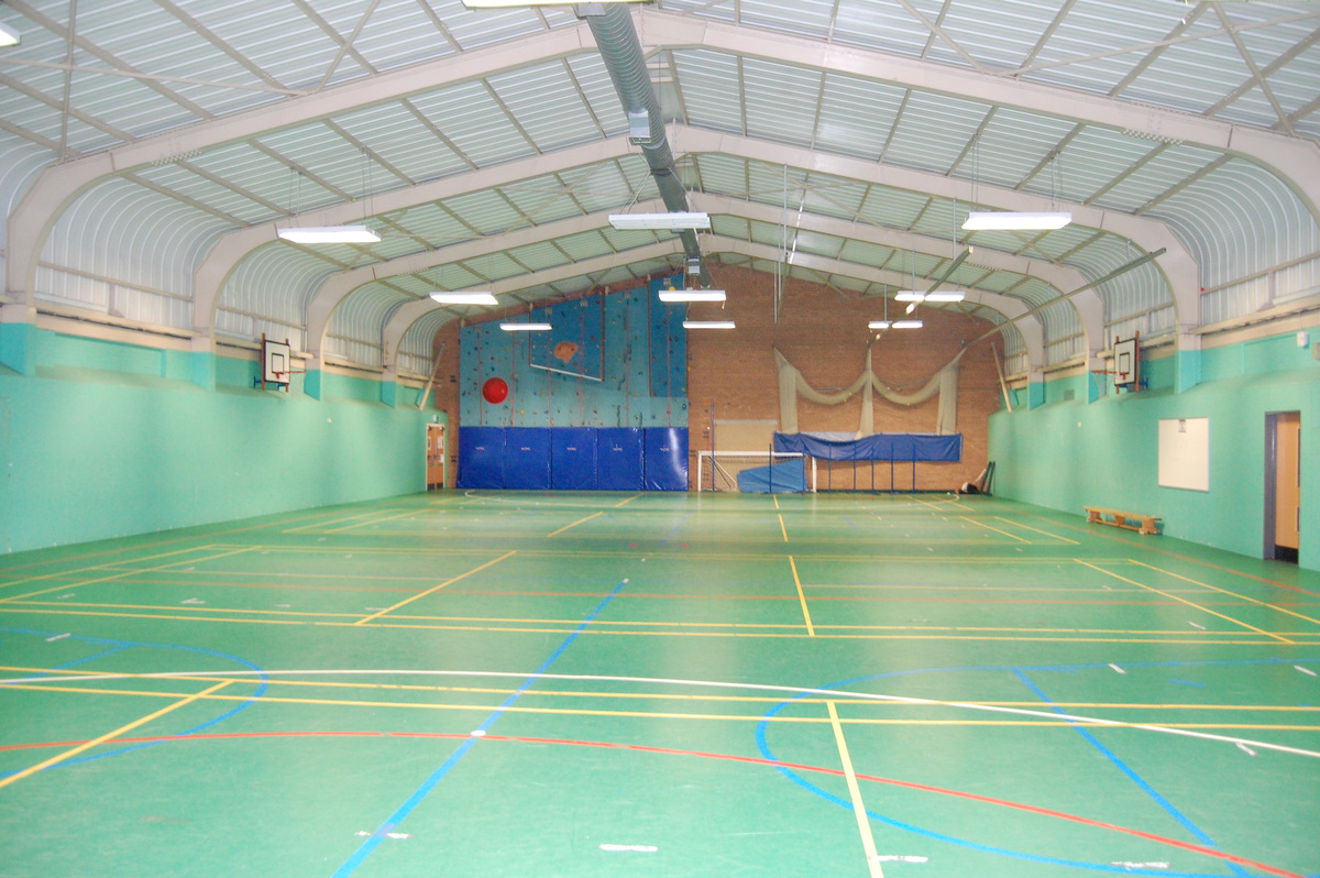 Green Sports Hall - AKS Lytham Independent School - Flyde - 3 - SchoolHire