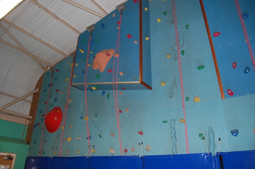 Green Sports Hall - AKS Lytham Independent School - Flyde - 4 - SchoolHire