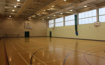 Sports Hall  - SLS @ Sixth Form College, Solihull - Birmingham - 2 - SchoolHire