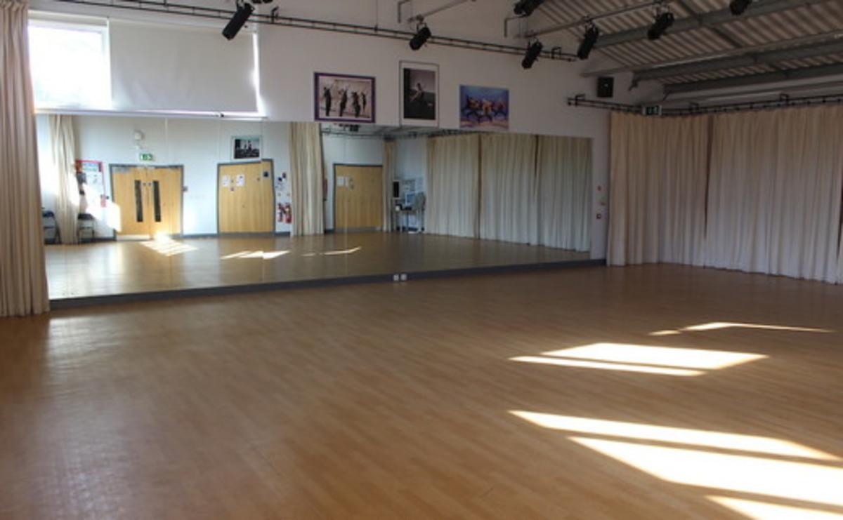Dance Studio  - SLS @ Sixth Form College, Solihull - Birmingham - 1 - SchoolHire