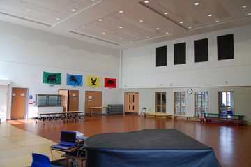 Junior School Hall - AKS Lytham Independent School - Flyde - 2 - SchoolHire