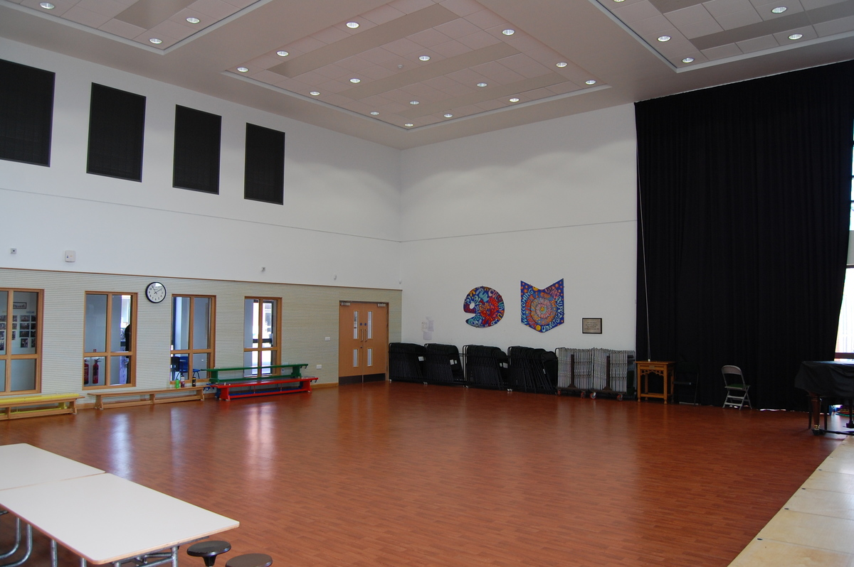Junior School Hall - AKS Lytham Independent School - Flyde - 3 - SchoolHire