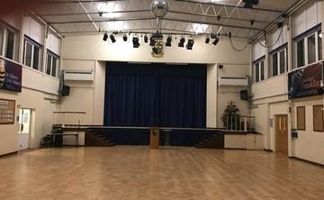 Main Hall  - SLS @ St Albans Girls School - Hertfordshire - 3 - SchoolHire