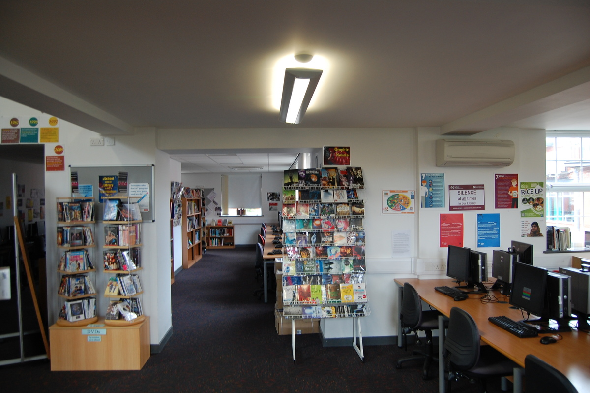 Library / Meeting Room for hire in Lytham St Annes, Flyde
