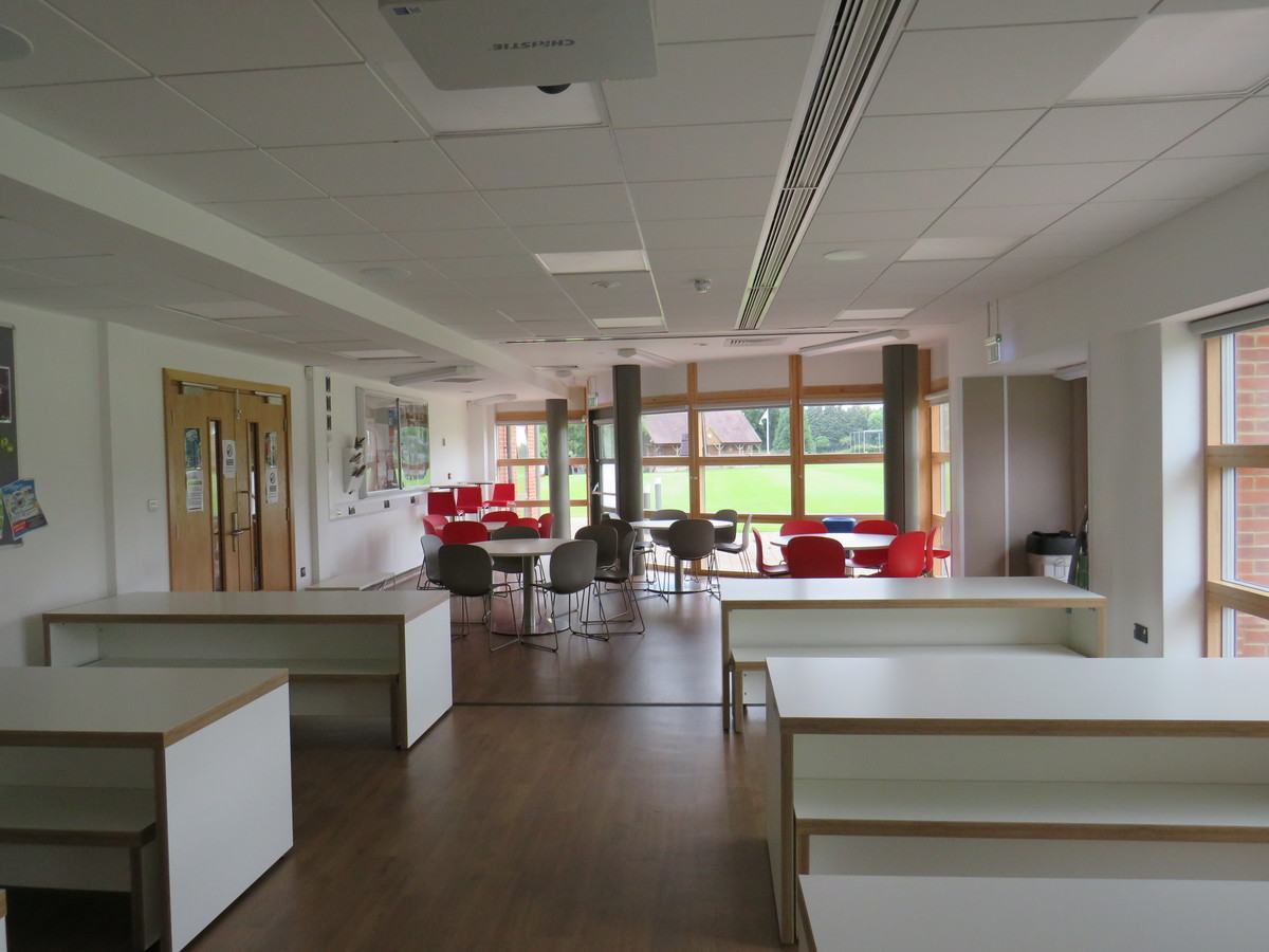 6th Form Hub - Chigwell School - Essex - 3 - SchoolHire