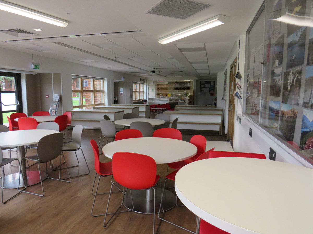 6th Form Hub - Chigwell School - Essex - 1 - SchoolHire