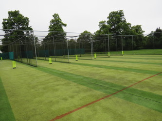 Artificial Cricket Nets - Chigwell School - Essex - 1 - SchoolHire