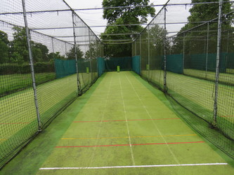 Artificial Cricket Nets - Chigwell School - Essex - 2 - SchoolHire