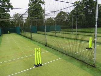 Artificial Cricket Nets - Chigwell School - Essex - 3 - SchoolHire