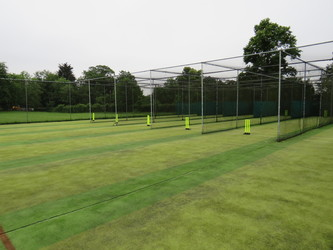 Artificial Cricket Nets - Chigwell School - Essex - 4 - SchoolHire