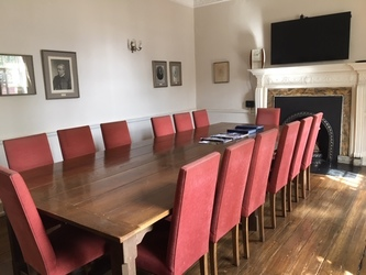Burford Room - Chigwell School - Essex - 1 - SchoolHire