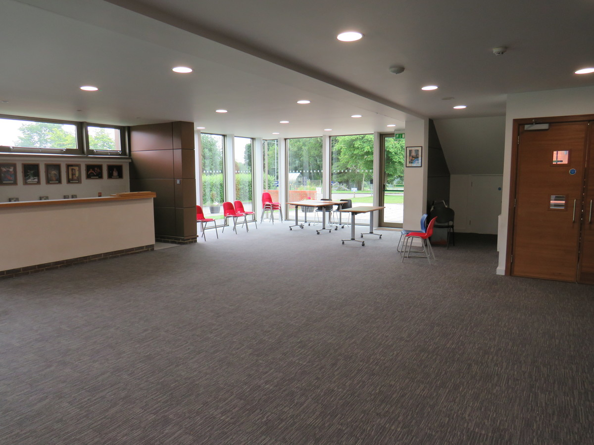 Foyer - Chigwell School - Essex - 1 - SchoolHire