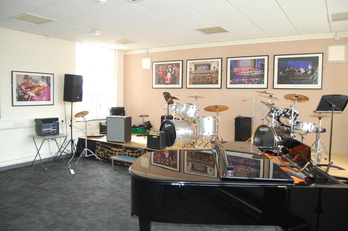 Music Recital Room - AKS Lytham Independent School - Flyde - 1 - SchoolHire