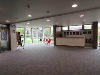 Foyer - Chigwell School - Essex - 2 - SchoolHire