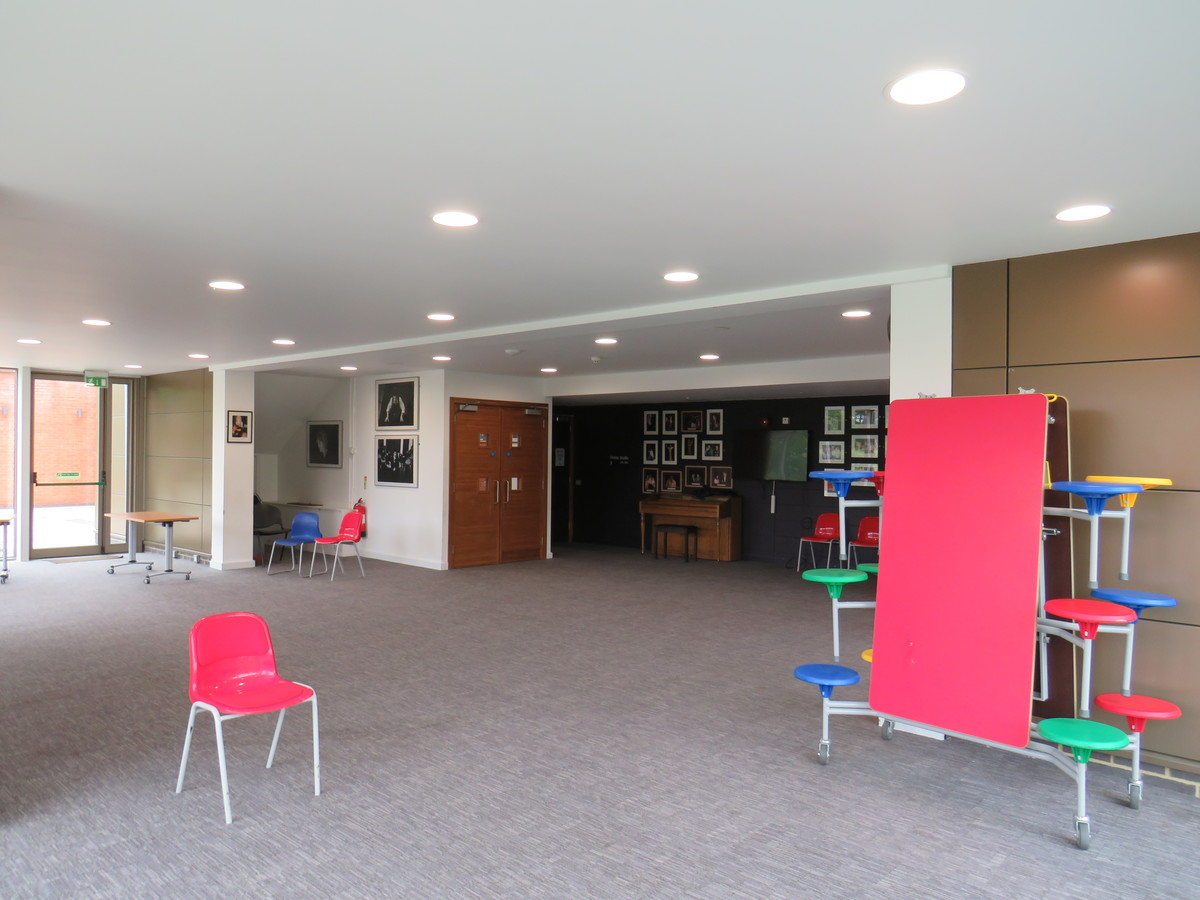 Foyer - Chigwell School - Essex - 4 - SchoolHire