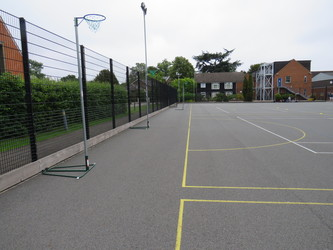 Hard Play Area - Chigwell School - Essex - 3 - SchoolHire