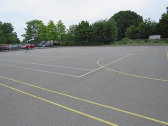 Hard Play Area - Chigwell School - Essex - 4 - SchoolHire