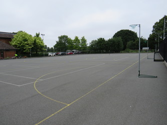 Hard Play Area - Chigwell School - Essex - 1 - SchoolHire