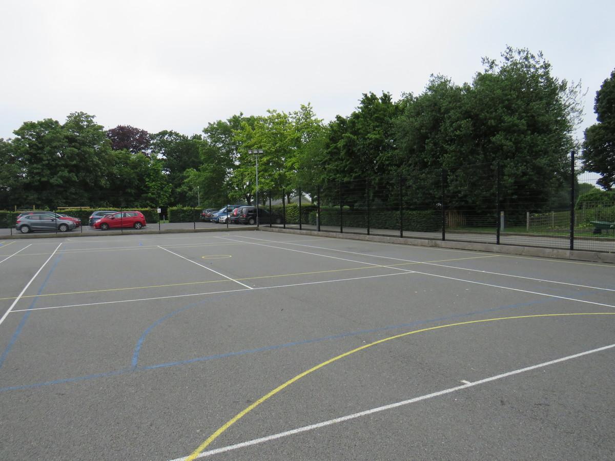 Hard Play Area - Chigwell School - Essex - 2 - SchoolHire