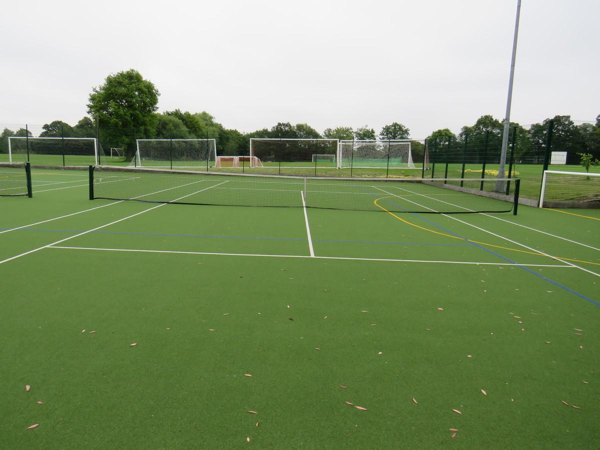 OC Astro Tennis/5 a side football - Chigwell School - Essex - 1 - SchoolHire