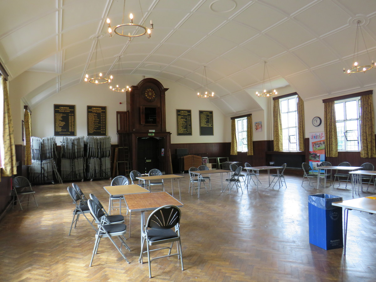 New Hall - Chigwell School - Essex - 2 - SchoolHire