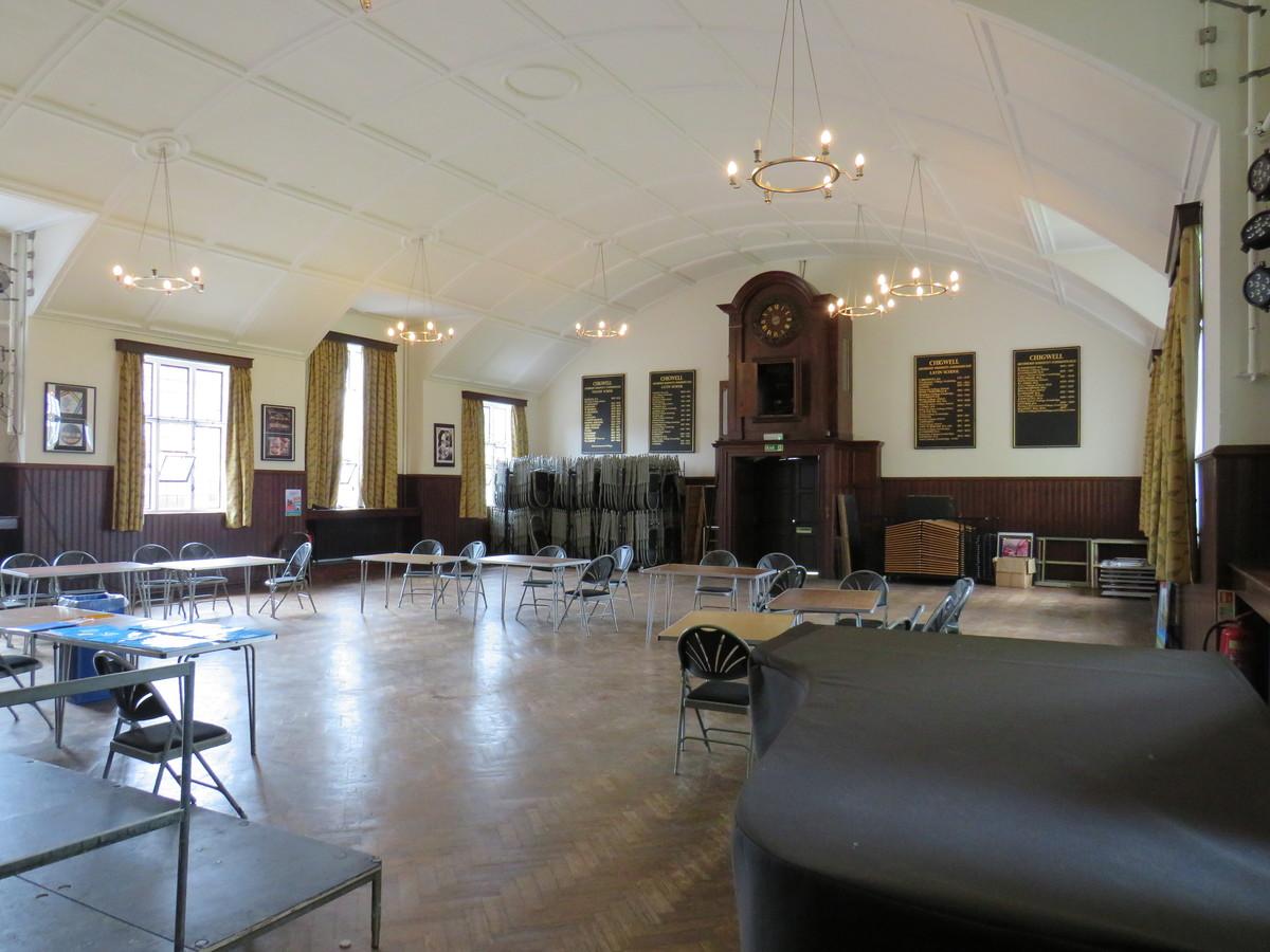 New Hall - Chigwell School - Essex - 4 - SchoolHire