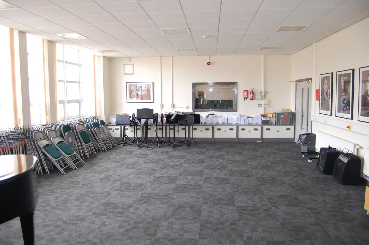 Music Recital Room - AKS Lytham Independent School - Flyde - 4 - SchoolHire