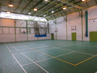 Sports Hall - Chigwell School - Essex - 1 - SchoolHire