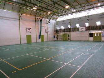 Sports Hall - Chigwell School - Essex - 4 - SchoolHire