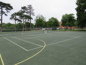 Tennis Courts 2 - Chigwell School - Essex - 3 - SchoolHire