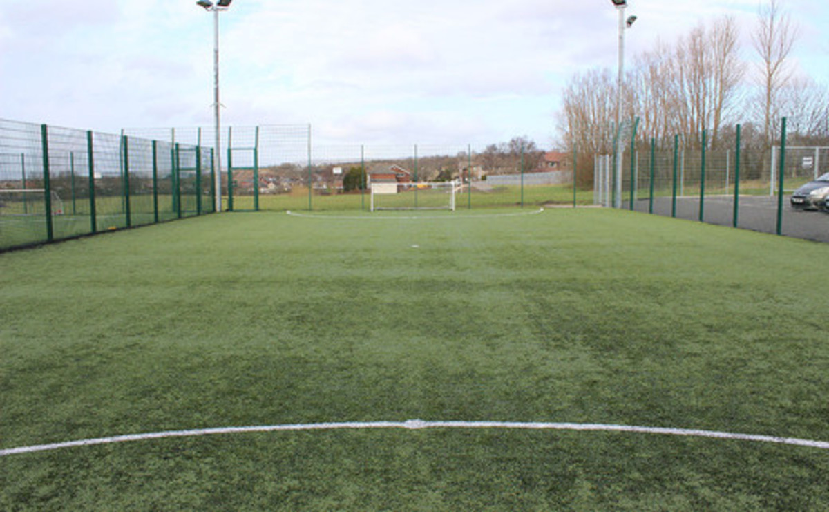 3G Pitch  - SLS @ St Christophers CE High School - Lancashire - 1 - SchoolHire