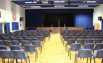 Main Hall  - SLS @ St Christophers CE High School - Lancashire - 2 - SchoolHire