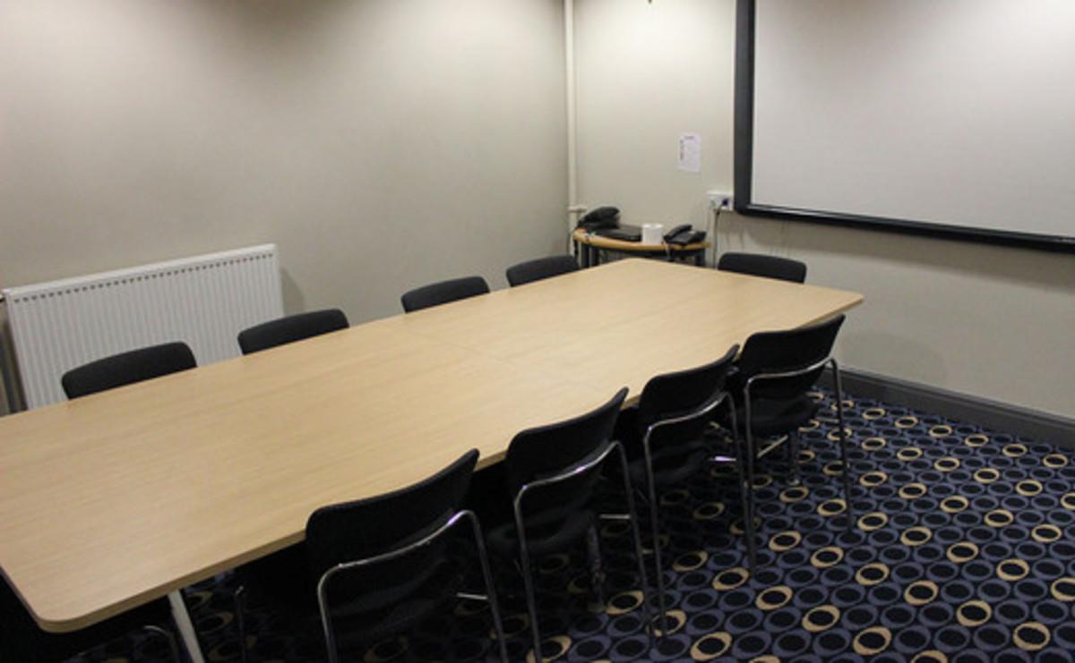 Conference Room - SLS @ St Christophers CE High School - Lancashire - 1 - SchoolHire