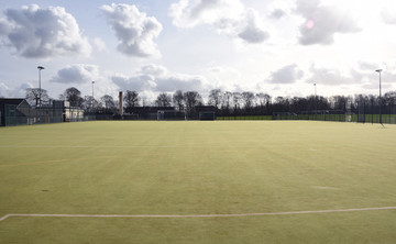 Astro Turf Pitch - SLS @ St Edmund Arrowsmith Catholic High School - Lancashire - 2 - SchoolHire