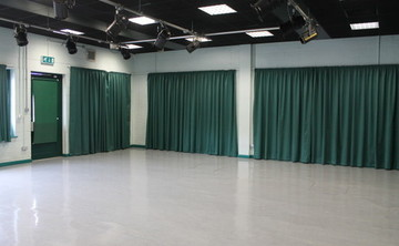 Drama Room  - SLS @ St Edmund Arrowsmith Catholic High School - Lancashire - 1 - SchoolHire